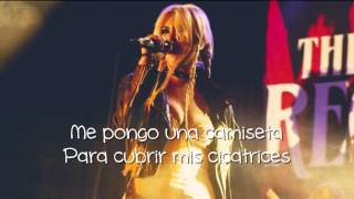 Ugly People ~ The Pretty Reckless (Subtitulado en Español)