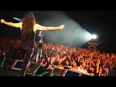 Korn live in Bakersfield 2010