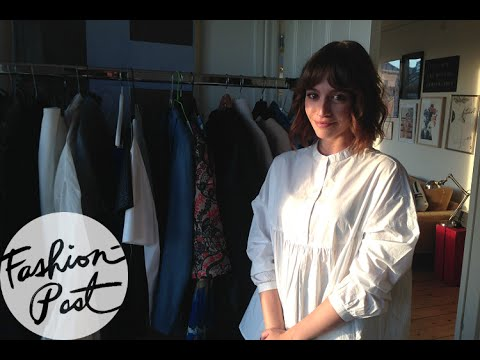 Garderobe-snageren: På besøg hos Cecilie Lassen
