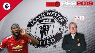 PES 2019 Manchester United Master League/Karrier mód #11 PS4   | Go to 1000 sub |