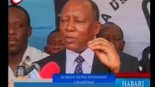 Sumaye Agombea Uongozi Chadema
