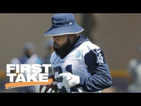 Stephen A. Smith Says Cowboys Have Nothing To Lose With Elliott Appeal | First Take | ESPN