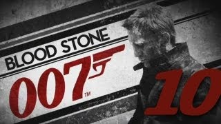 Let s play 007 Blood Stone #10 - Akcja, akcja i jeszcze raz akcja