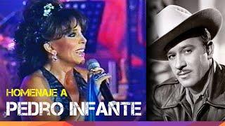 Verónica Castro conduce el Homenaje a Pedro Infante - Semblanza - 2007