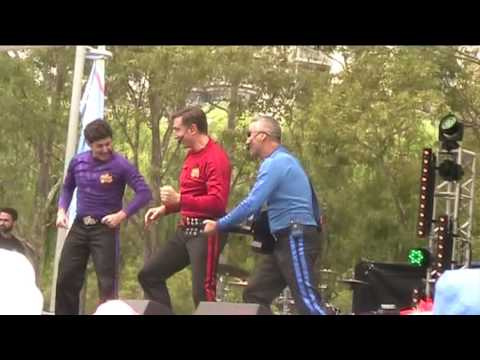 The Wiggles Live - Australia Day, 2017 - Tumbalong Park - Part 2