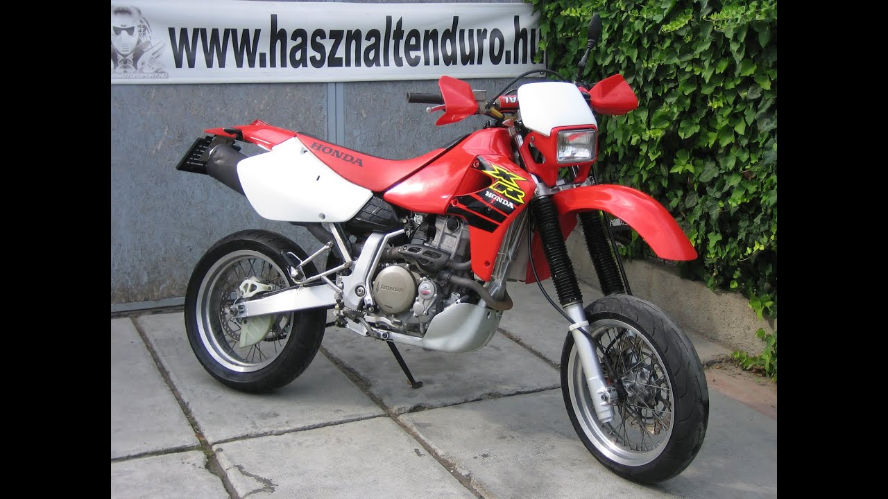 Honda Xr 650 R 2001 Youtube