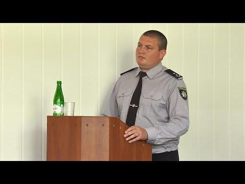 Телеканал НТК: Головний поліцейський Коломийщини зустрівся з громадою