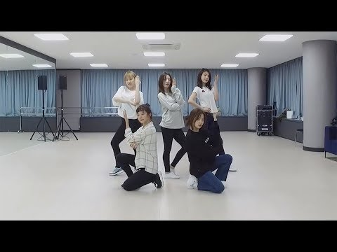 Red Velvet 레드벨벳  봐 Look Dance Practice Mirrored