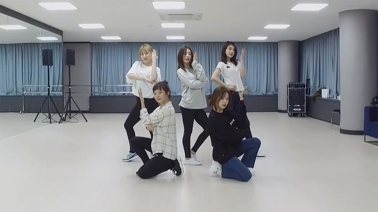 Red Velvet (레드벨벳) - 봐 (Look) Dance Practice (Mirrored ...