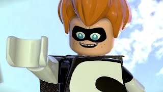 LEGO The Incredibles Part 10 - Return to Nomanisan Island (The Incredibles)