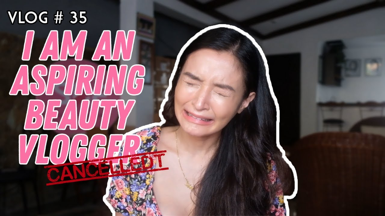 My Attempt to be a Beauty Vlogger FEAT. SHE COSMETICS | She is Kris B | Kris Bernal 💋