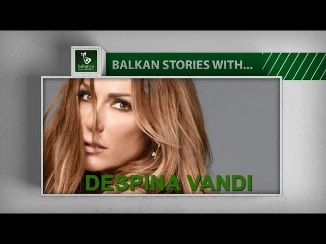 BALKAN STORES with  DESPINA VANDI