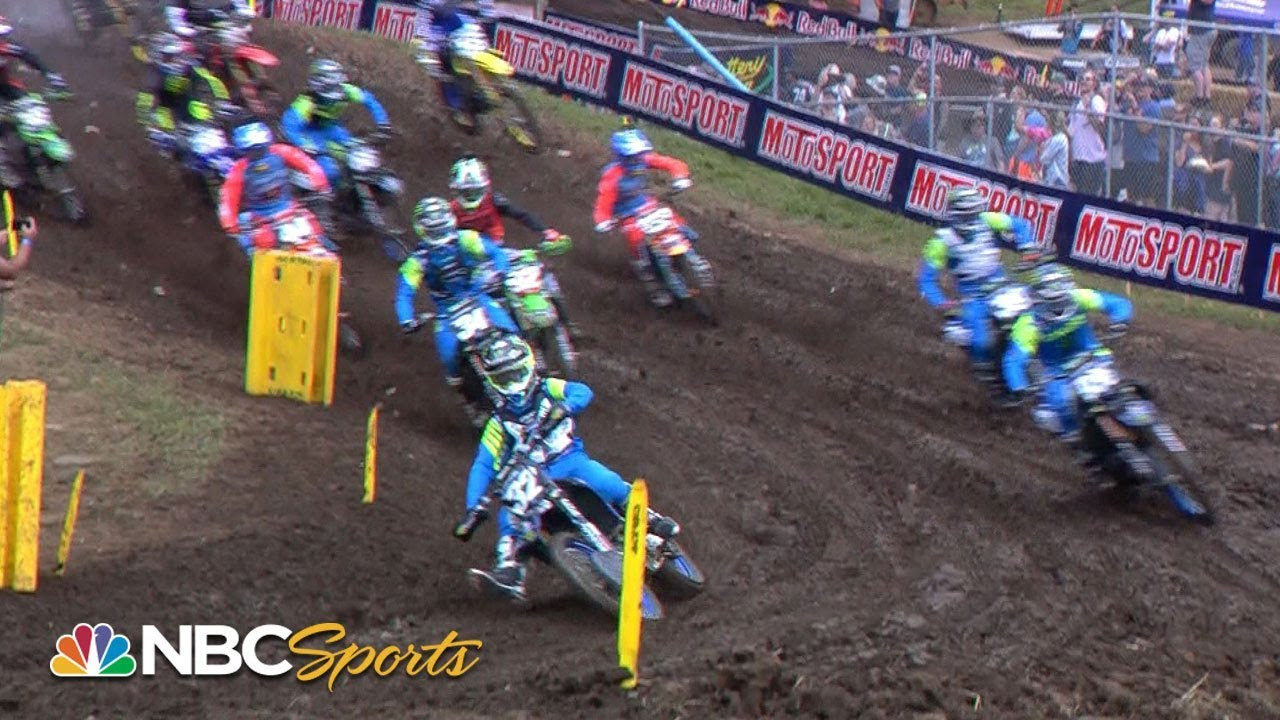 Pro Motocross Round No. 9 Washougal | EXTENDED HIGHLIGHTS | 7/27/19 | Motorsports on NBC