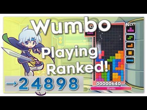 Puyo Puyo Tetris – Wumbo Ranked! 24548➜24898 (PC)