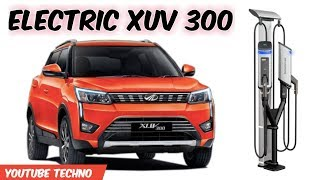 Mahindra XUV300 Electric to Launch Soon in India | Price & Features in Hindi Video