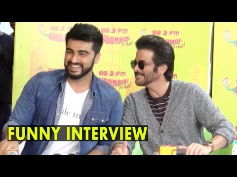 Dont Miss: Arjun Kapoor And Anil Kapoor's Funny And Crazy Interview Ever