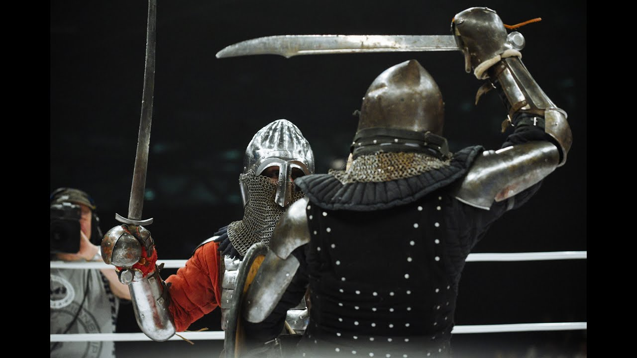 Knight fights: Inside the strange and savage world of medieval MMA