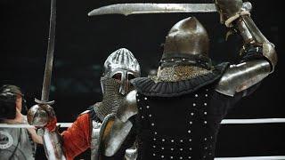 Бой рыцарей - Евгений Беденко vs. Иван Васильев, M-1 Medieval | Москва, M-1 Challenge 56