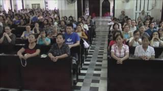 Giờ Hành Hương Kính Đức Mẹ Hằng Cứu Giúp 22/07/2017 - với Chủ  đề: Mẹ Chỉ Bảo Đàng Lành