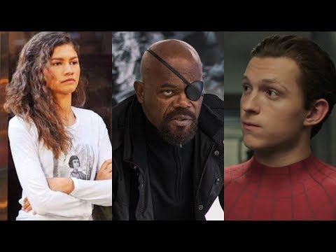 Is Michelle Related To Nick Fury? | Spider-Man Far From Home