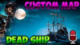 DEAD SHIP - Custom Map en DIRECTO! | PokeR988