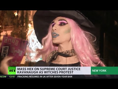 'Modern exorcist' vs witches & sorcerers... and it's all about Kavanaugh