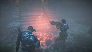 Gears of War 4 - Dom and Maria Easter Egg
