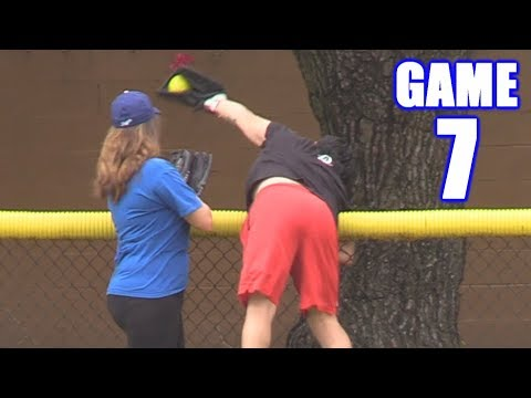 BEST CATCH WE'VE EVER SEEN!   On-Season Softball Series   Game 7