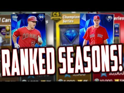 LETS MAKE THE WORLD SERIES! MLB The Show 17 | Diamond Dynasty Ranked Seasons