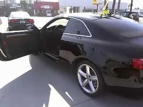 2009 Audi A5 3 2 Quattro Coupe 2d Los Angeles Ca 420194