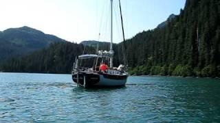 Tonsina Bay Alaska Bristol Channel Cutter
