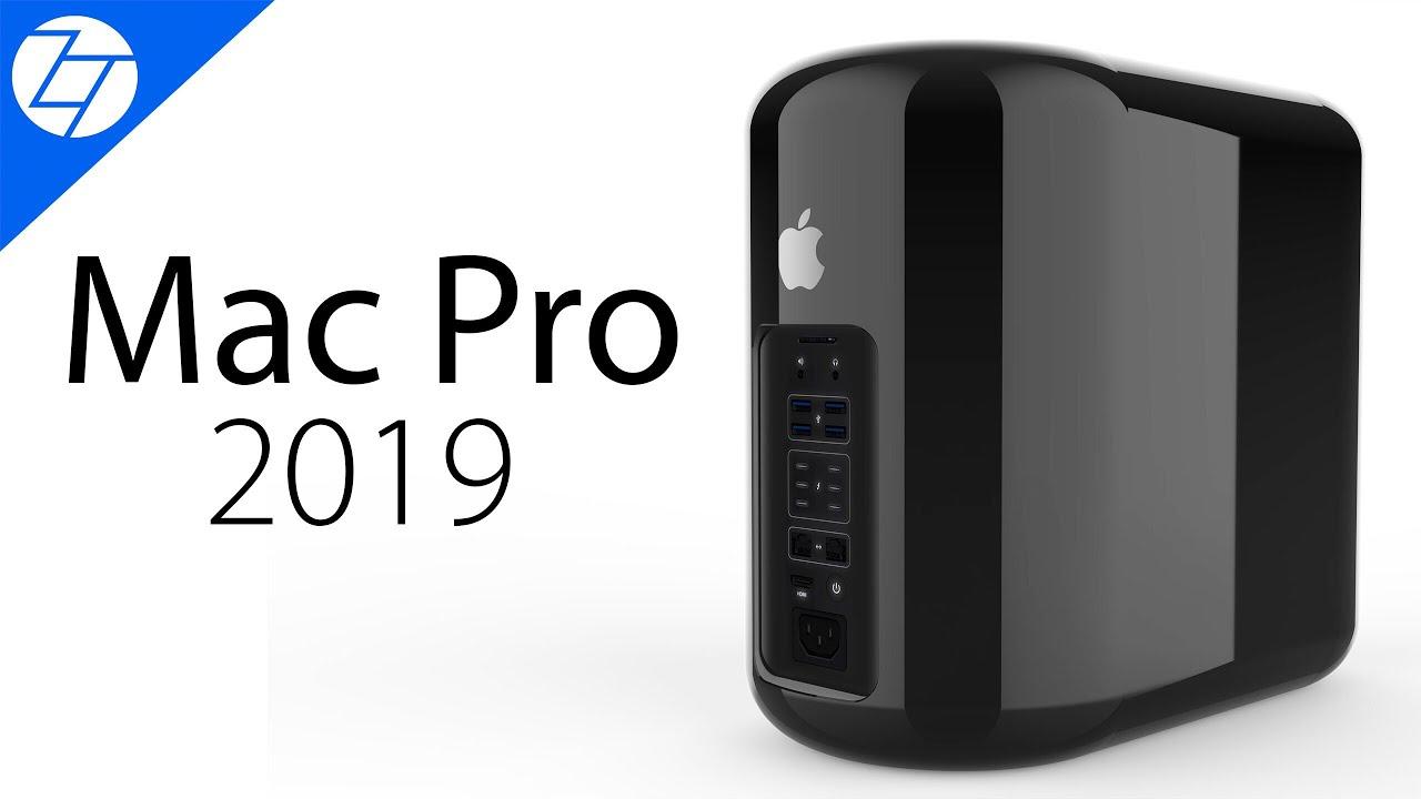 NEW Mac Pro 2019 - Leaks & Rumors!