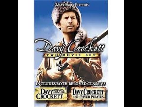 Davy Crockett: King of the Wild Frontier 1955 Westerns  Fess Parker, Buddy Ebsen, Basil Ruysdael