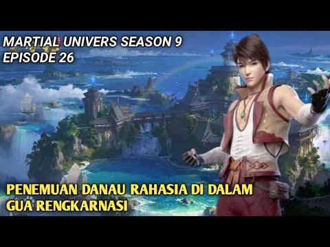 Download Wu Dong Qian Kun Season 9 Episode 26    Martial Universe Versi Cerita Novel