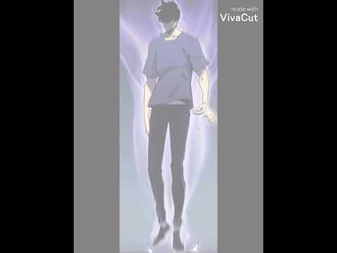Sung Jin Woo evolution