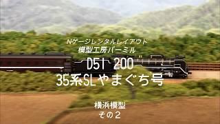 【鉄道模型】模型工房パーミルに行ってきました2019 その1 Nゲージ レンタルレイアウト