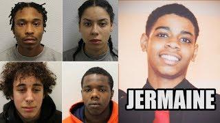M-TRAP0 X R1 X SASKIA (Guilty in Jermaine Goupall Murder (#DrillValentine)