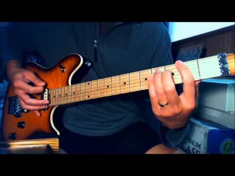 Dio - Straight through the heart - Guitar Lesson