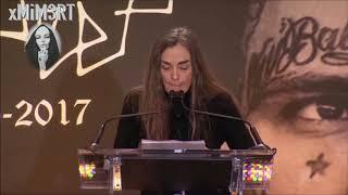 DISCURSO MADRE DE LIL PEEP TRAS SU MUERTE EN ESPAÑOL (MEMORIAL) | xMiM3RT