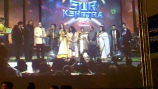 SUR KSHETRA Finale -VASANT MENGHANI SONG FOR NATION UNITY