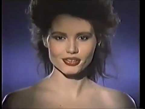 Geena Davis In Wmet Commercial