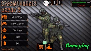 Special Forces Group 2 - Mobile FPS Games 2018 - Gameplay Walkthrough (Android-iOS)