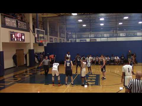Lawrence Woodmere Academy (LWA) vs Rye Country Day School - 01/09/18