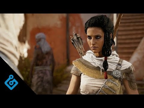 24 Minutes Of Assassin's Creed Origins Gameplay (No Commentary)
