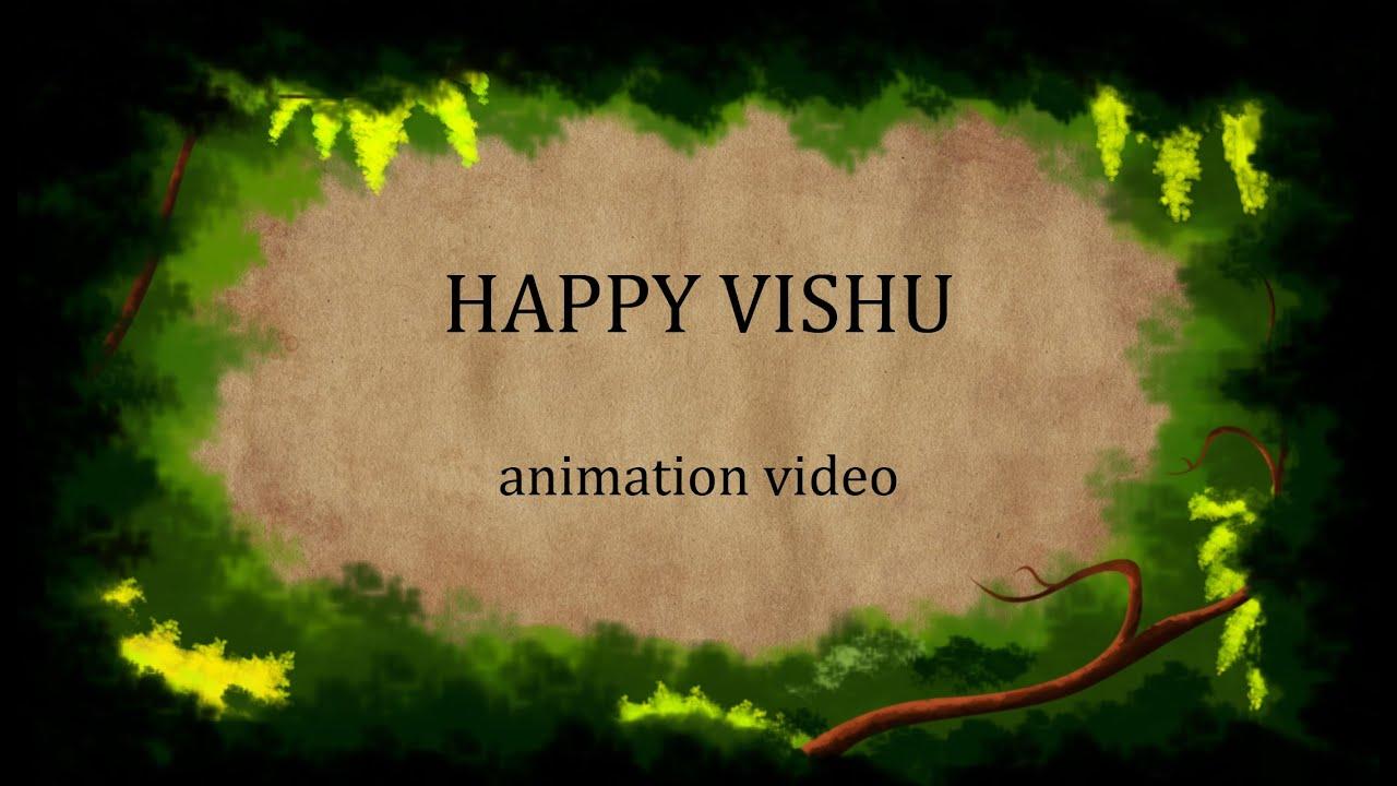 Download HAPPY VISHU ANIMATION -WHATSAPP STATUS-VISHU -2D ANIMATION-HAPPY VISHU VIDEOS-VISHU MALAYALAM