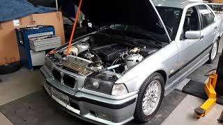 SAGA RESTO DE POBRE BMW 323i M SPORT VIDEO 1