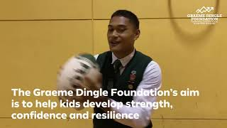 Graeme Dingle Foundation - Help transform young lives