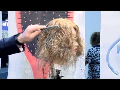 Meet Mr. Wet Brush