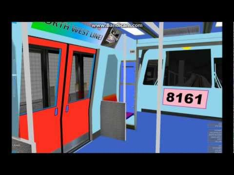 [OpenBVE][AJRT][Multiple Train Rides] C765L + C375A on North West Line (Generation 4)