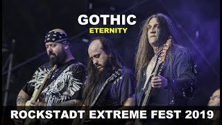 Gothic - Eternity - live at Rockstadt Extreme Fest 2019